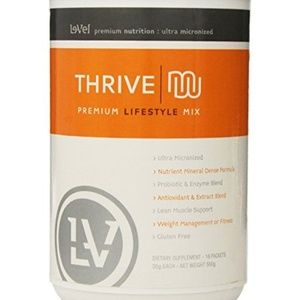Thrive Le-vel vanilla shake mix- New